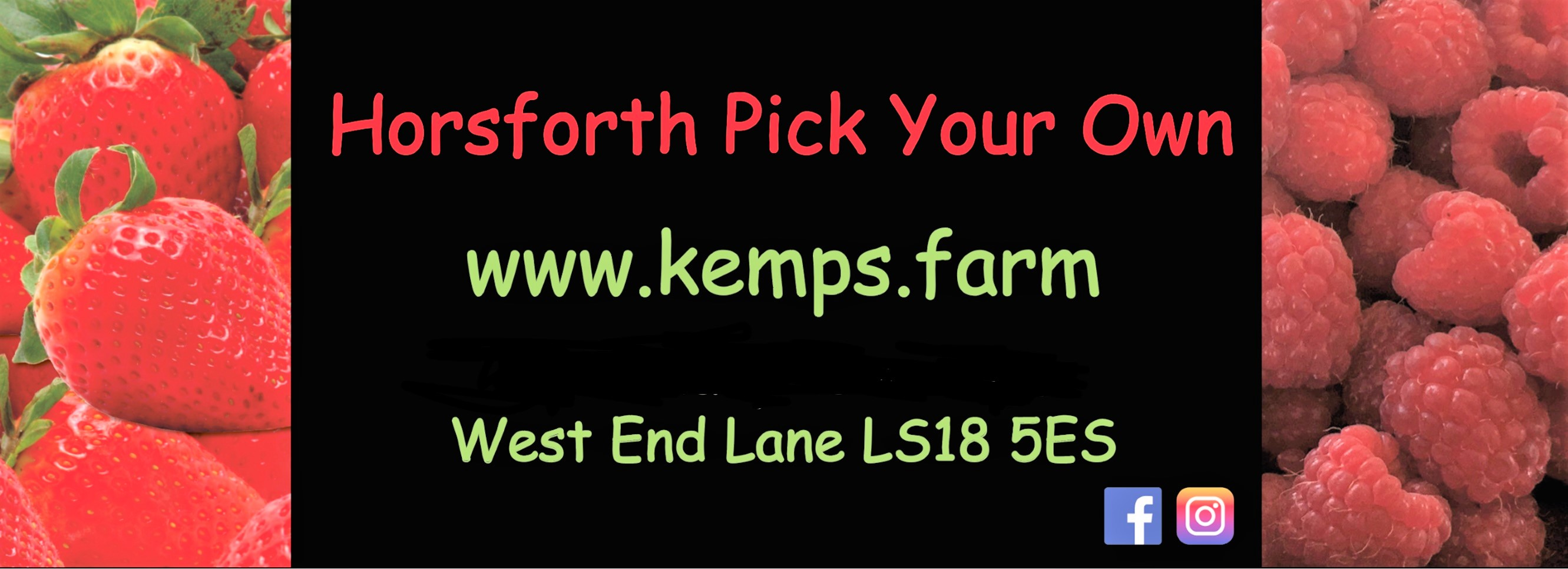 Kemps Farm - Horsforth Pick Your Own